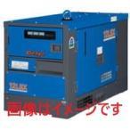 デンヨー (Denyo) TLG-12LSX ディーゼルエンジン発電機 2極タイプ 単相機 超低騒音型