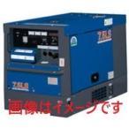 デンヨー (Denyo) TLG-7.5LSK ディーゼルエンジン発電機 2極タイプ 三相機 超低騒音型
