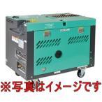 スーパー工業 SEL-1325V-2 ディーゼルエンジン式防音温水型高圧洗浄機
