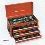 スーパーツール プロ用デラックス工具セット 70点セット S8000DX (北海道・沖縄・離島のみ送料必要)