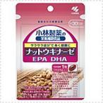 エナジードラッグ提供 <small>美容・健康・ダイエット</small>通販専門店ランキング14位 小林製薬の栄養補助食品 ナットウキナーゼ DHA EPA 30粒(約30日分)