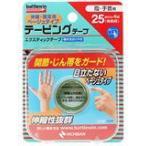 【ニチバン】 バトルウィン テーピングテープ 伸縮ベージュタイプ E25FB 25mm×4m(伸長時)