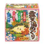 【アース製薬】露天湯めぐり 入浴剤 30g×18包入
