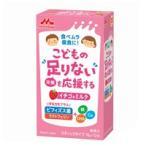 【森永乳業】こどミル(こどもの足りないを応援する)   スティックタイプ イチゴ&ミルク 18g×12本