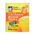 【送料無料】【森永製菓】ウイダー ジュースのようにおいしいプロテイン オレンジ味 900g