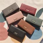 財布 レディース 長財布 がま口  コインケース 大容量収納ロングウォレット可愛い二次会宴会財布がまぐち  財布 レザー 二つ折り 小銭入れ カード入れ かわいい