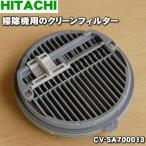 日立 掃除機 CV-SA500 CV-SA700 CV-SA300 CV-SC300 CV-S100J CV-S350E3 CV-SC700 他用 クリーンフィルター HITACHI CV-SA700013