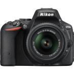 新品 ニコン NIKON D5500 レンズキット ブラック [ボディ+交換レンズ「AF-S DX NIKKOR 18-55mm f/3.5-5.6G VR II」][在庫あり][即納可]