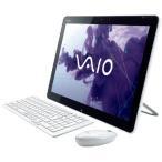 【即納・在庫あり】SONY VAIO Tap 20 SVJ20228CJW[20インチ/Core i5 3337U/HDD約1TB/メモリ容量4GB/Windows 8/office 2016付属/ホワイト][量販店展示品]※