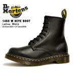 ドクターマーチン ブーツ レディース 1460 8ホール ブラック Dr.Martens 1460 Womens 8Eye Boot Black 11821006