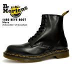 ドクターマーチン ブーツ メンズ 1460 8ホール ブラック (黒)  Dr.Martens 8EYE (8HOLE) BOOT BLACK 11822006