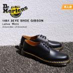 ドクターマーチン ブーツ メンズ 1461 3アイ (3ホール) ギブソン ブラック (レザー) レースアップ シューズ Dr.Martens 3EYE (3HOLE) GIBSON BLACK 11838002