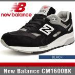 ニューバランス スニーカー レディース CM1600BK ブラック Dワイズ New Balance BLACK