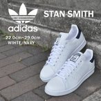 10%�����ݥ�ͭ ���ǥ����� ���ˡ����� ��� ��ǥ����� �����ߥ� �ۥ磻��/�ͥ��ӡ� adidas STAN SMITH WHITE/NAVY M20325