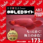 アロワナ照明 R173-level2 赤み増量版 紅龍180cm水槽用 -型番A008-