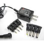 8種取替DCジャック付スイッチング電源9V