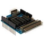 電子工作キット(Arduino用アナログ入力拡張シールド)KA12