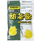 キスラ E036670H 甜茶飴(本丸御殿デザイン) 80g