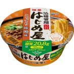 明星食品 E479380H 【ケース販売】明星 低糖質麺 はじめ屋 糖質50%オフ こってり味噌味 86g×12個