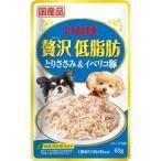 ds-2267363 (まとめ)贅沢低脂肪 とりささみ&イベリコ豚 (ペット用品・犬フード)【×96セット】 (ds2267363)