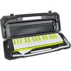 KC 4534853044530 32鍵盤ハーモニカ メロディー ピアノ 鍵ハモ 小学校 幼稚園 音楽 P3001-32K/NEONLIME (ネオンライム)