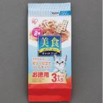 アイリスオーヤマ 4967576125529 美食メニューツナ一本仕込みしらす入りゼリー仕立て P-BI60SJ×3P