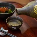 「九谷焼」 酒器セット 月見うさぎ ( 徳利 クリスマス お正月 陶器 酒器 日本酒 冷酒 片口 おすすめ 和食器 )