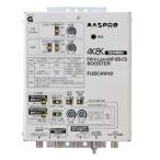 ショッピングLOW マスプロ 4K・8K衛星放送対応 共同受信用 FM・V-Low・UHF・BS・CSブースター 40dB型  FUBCAW40