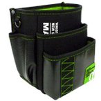 マーベル 電工ポケットWAIST GEAR 腰袋三段タイプ グリーン MDP-93AG