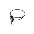 簡易ゴミ箱 ゴミ袋ホルダー リングホルダー 小物入れ 簡単取付 BBQ デスク周り WEST VILLAGE TOKYO トラッシュリング クランパー