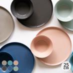 陶器 皿 シンプル  ストーンウェア プレート 260