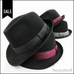 中折れハット 帽子 市松チェック ブラック 黒 ゴシック V系 ヴィジュアル系 お兄系 ファッション BY2014