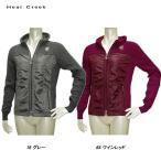 ヒールクリーク Heal Creek レディース 秋冬 フルジップ フード付 ジャケット サイズ40