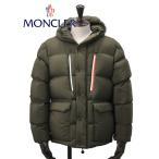 モンクレール MONCLER メンズ ダウンジャケット  TAILLEFER タイユフェール 艶消しナイロン パーカー型 ダークブラウン ブランド