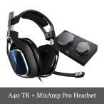 ASTRO アストロ A40 TR + MixAmp Pro Headset ゲーミングヘッドセット PS4/PC/Switch/スマホ 対応 2019年モデル 1年保証輸入品