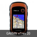 GARMIN eTrex 20 ガーミン GPS 英語版 日本語メニュー設定済み