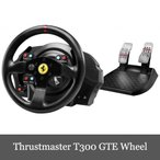 スラストマスター Thrustmaster T300 Ferrari GTE Force Feedback Racing Wheel レーシング ホイール 輸入版 PS3/PS4/PC 対応 送料無料