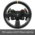 スラストマスター Thrustmaster TM Leather 28 GT Wheel Add-On PC/PS3/PS4/Xbox One 対応