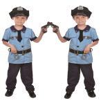 ハロウィン 子供 Police 警察  コスチューム コスプレ衣装 仮装 グッズハロウィーン パーティー イベント 発表会