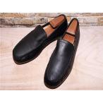 FRYE フライ ドライビングシューズ LEWIS VENETIAN MOD:80257 黒 25cm US7,5【中古】 【高級品】 【海外セレブ愛用】 【靴】 【ブーツ】  【全国送料無料
