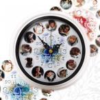 Yahoo!デザインオーダー時計12か月思い出☆ミニ掛け時計(16cm)