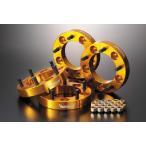 GRANGIO グランジオ ジムニー 専用 ゴールドアルマイト ワイドトレッド スペーサー 1台分(4枚入) (P.C.D.139.7-5H-30mm(P1.25))
