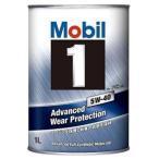 Mobil1 モービル1 エンジンオイル 5W-40 SN 1L缶【desir de vivre】