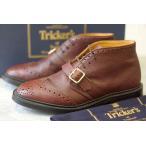 Tricker's トリッカーズ ブーツ ウイングチップ ブローグ