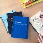 DELFONICS/デルフォニックス Rollbahn ロルバーン ポケット付メモ Lサイズ NRP03