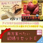 ショッピングアイスクリーム ラピスの欲張りセットE/アイスモナカ 焼き芋 アイスクリーム バニラ ギフト 詰め合わせ お中元 お歳暮 送料無料