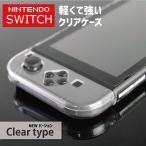 nintendo SWITCH ケース ハードケース 任天堂 ニンテンドー ゲームケース クリアカバー スイッチ