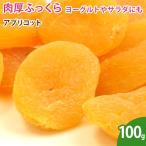 アプリコット(あんず) 100g ドライフルーツ 砂糖不使用 ノンオイル 乾燥フルーツ