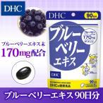 【DHC直販サプリメント】ブルーベリーエキス 徳用90日分