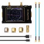 KK moon 3Gベクトルネットワークアナライザー 3.2インチ SAA-2 V2アンテナアナライザー 短波HF VHF UHF測定デュプレク